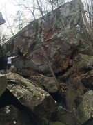 "Rock Climbing Photo: Oliver Richman on ""Perfect Sunday."" Phot..."