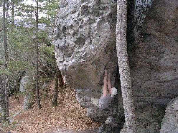Rock Climbing Photo: Mojo