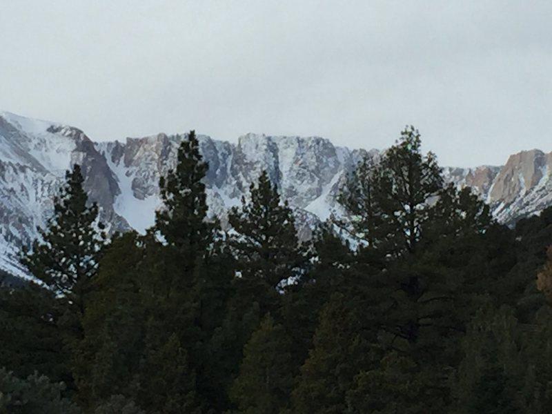 Dana Plateau
