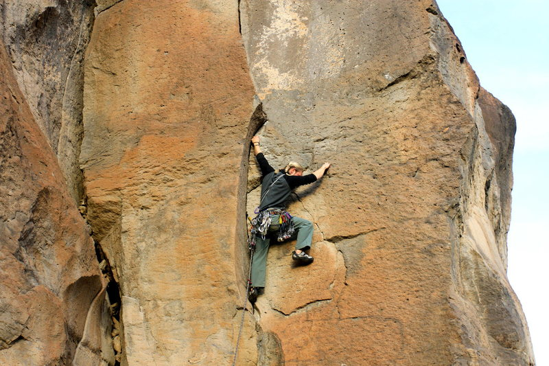 Some climbing goods