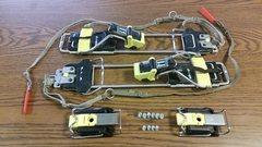 Silvretta 404 Bindings with Screws