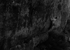 Rock Climbing Photo: Bottom Feeder, a 1 move wonder but a really good o...