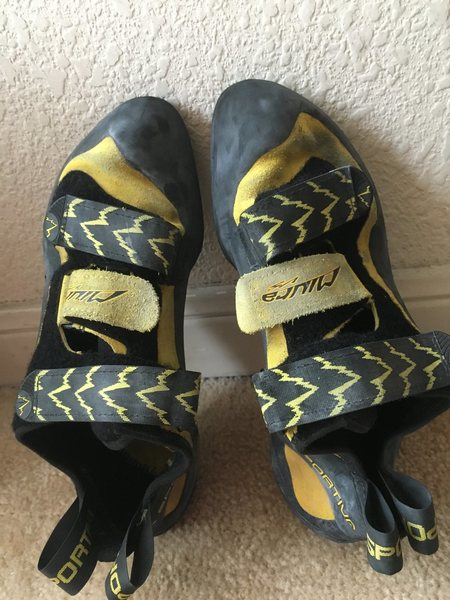 Rock Climbing Photo: La Sportiva Muiras