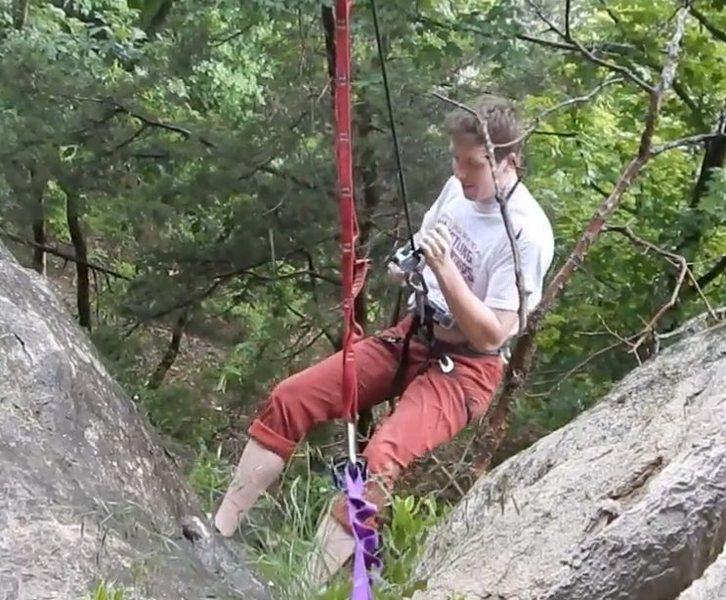 Rock Climbing Photo: jus fur u