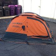 Rock Climbing Photo: Single wall tent