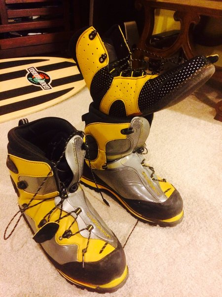 La Sportiva Spantiks For Sale