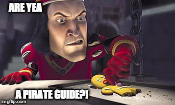 Pirate Guide!