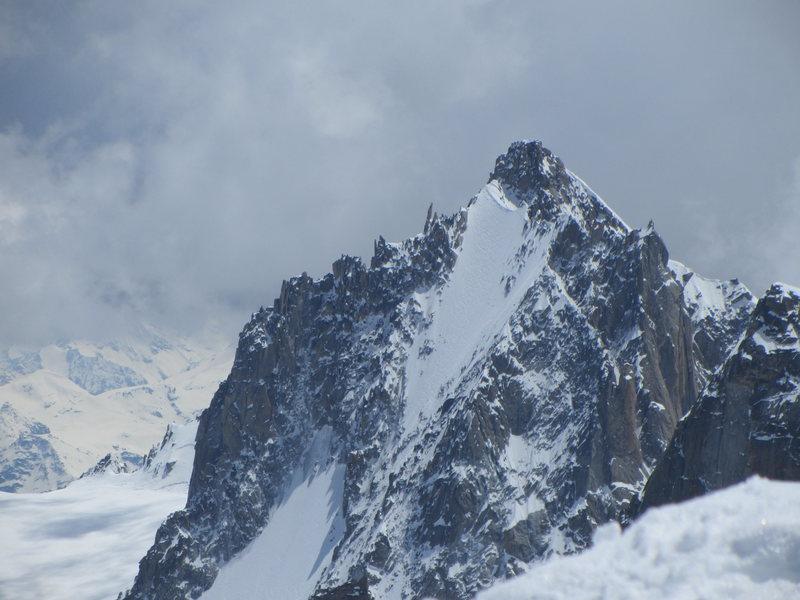 Rock Climbing Photo: North Face
