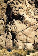 Rock Climbing Photo: Buena Vista, CO. Rad Rap yo.