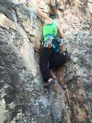 Rock Climbing Photo: Shelf Road, Canon City, CO.  Brand new sport route...