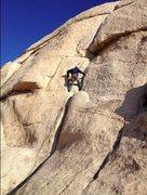 Rock Climbing Photo: Classic Bong
