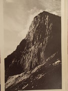 Rock Climbing Photo: Sugar Loaf is how this old B&W was captioned in an...