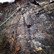 Rock Climbing Photo: Chickies Rock, Lancaster