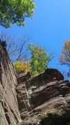 Rock Climbing Photo: Ralph Stover TR