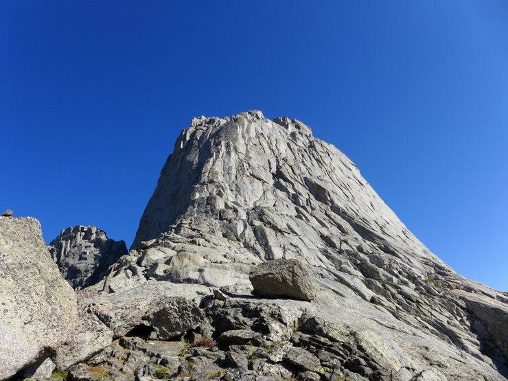 Rock Climbing Photo: S Buttress of Pingora