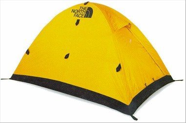 TNF Assault high mountain tent