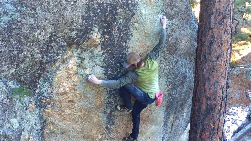 Rock Climbing Photo: Mark E