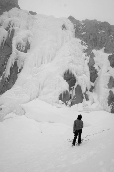 Rock Climbing Photo: one of many climbs to choose from on eliot glacier...