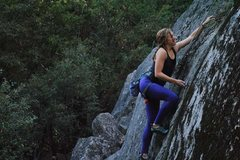 Rock Climbing Photo: Fresno dome