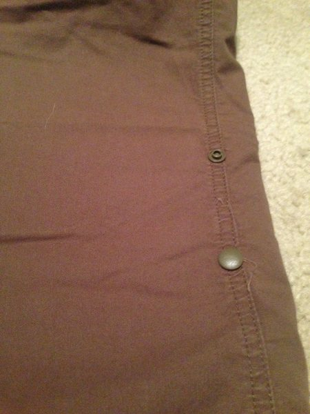 Prana Breathe buttons