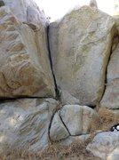 Rock Climbing Photo: kern corner