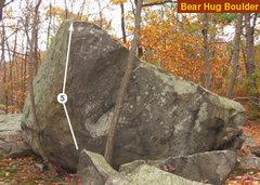Rock Climbing Photo: Project beta
