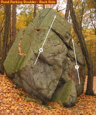 Rock Climbing Photo: beta