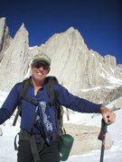 Rock Climbing Photo: Mike @ Whitney