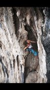 Rock Climbing Photo: Tufas