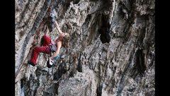 Rock Climbing Photo: More tufas