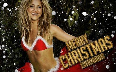 Merry Shakira-mas