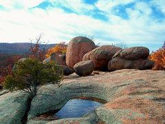 Rock Climbing Photo: Beautiful Missouri Granite