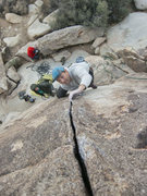 Rock Climbing Photo: Andre on Uncle Fester