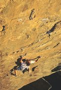 Rock Climbing Photo: John Mireles on the second ascent of Dream On, in ...