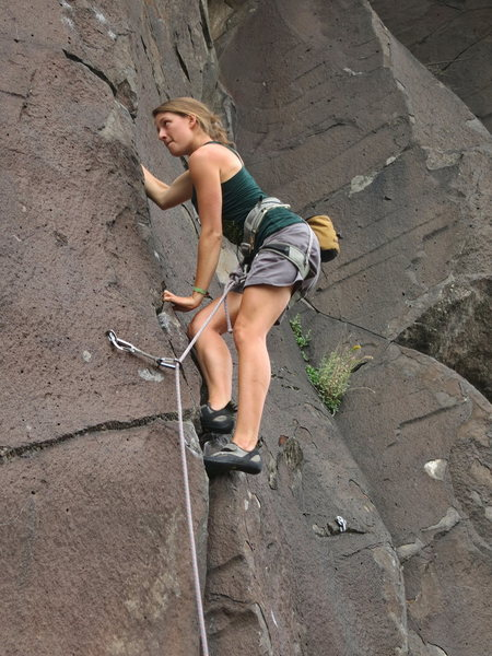 Kira Engle, What A Crack Up, 10a (July 2013).