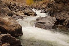 Rock Climbing Photo: Clear Creek, CO.