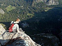 Rock Climbing Photo: Lost Arrow Tip.