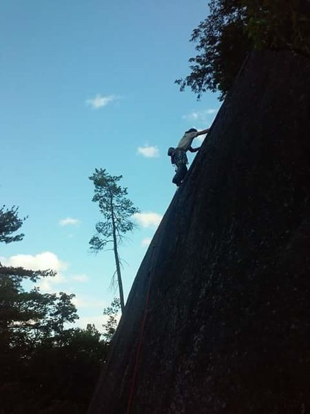 """Leading """"Seaming"""" on the left side 5.9 R/X<br>"""