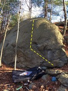 Rock Climbing Photo: Sticky Fingers.
