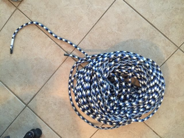 Equinox Rope , new $85 Shipped continental US