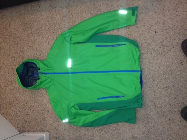 Marmot ROM Jacket Size XL new , asking for $80 Shipped continental USA.<br> <br> SOLD