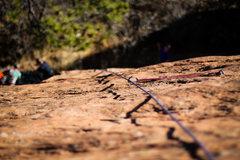 Rock Climbing Photo: Among the Stars.