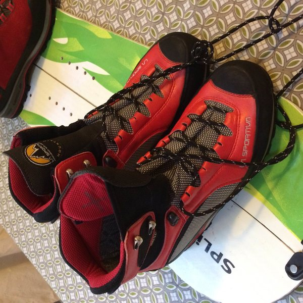 La Sportiva Trango boot