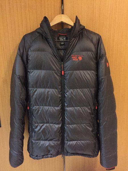 - Mountain Hardwear Phantom Hooded Down Jacket (BRAND NEW) - Medium  ($325)