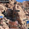 Routes at Civilization Crag. First bolts circled. Cheers. (Best viewed at full size)