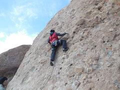 Rock Climbing Photo: Texas Chainsaw.