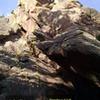 [[East Face, 5.5 R]]105756085.<br> [[Halls of Poison Ivy, 5.2]]105756088.