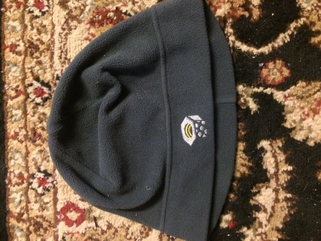 Mountain Hardware- Fleece Beanie $5 for the first person I receive money from for a jacket purchase.