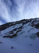 Rock Climbing Photo: Black Lake Slabs, 12/13/2015.