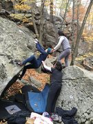 Rock Climbing Photo: Powerlinez